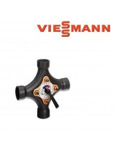 4-ходовой смеситель Viessmann отопительного контура R ¾ привинчиваемый
