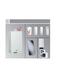 Пакетное предложение Viessmann Vitodens B1HC277 26 кВт