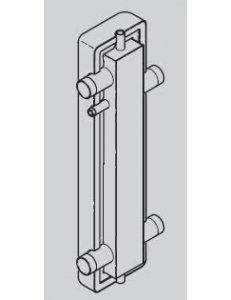 Гидравлический разделитель, тип 120/80 7501896