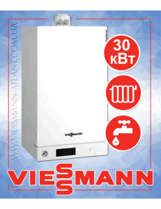 Фото Котел двухконтурный Viessmann Vitopend 100-W A1JB011 Kombi на 30 кВт
