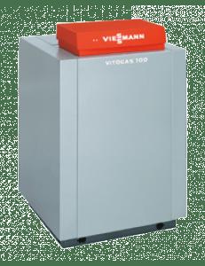 Фото VITOGAS 100-F 29 кВт GS1D953 Vitotronic 100