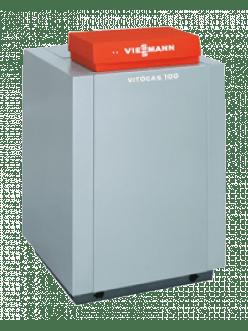 VITOGAS 100-F GS1D961 48 кВт автоматика: Vitotronic 200