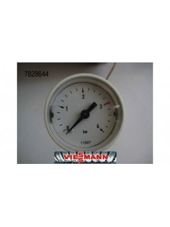 Манометр Vitodens 100-W WB1B 7834985