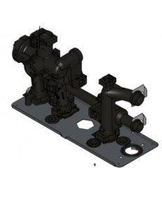 Гидравлический блок 2к. Viessmann Vitodens 100-W WB1C - 7836237