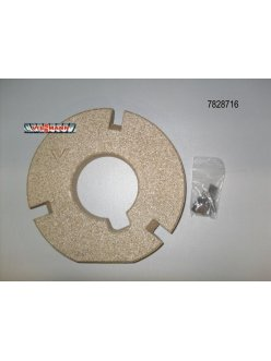 Комплект изоляции теплообменника Viessmann Vitodens WB1B - 7828716