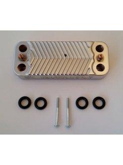Теплообменник вторичный Viessmann Vitopend WH1D 24 кВт. оригинал - 7828745