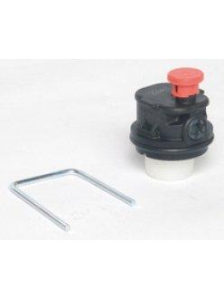 Воздухоотводчик WH1B Сбросной клапан пластиковый артикул 7828557