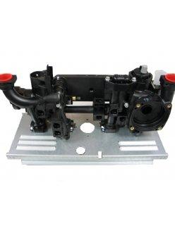 Гидравлический блок 2к. Viessmann Vitopend WH1D, Vitodens WB1B turbo- 7833960