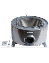 Теплообменник Viessmann Vitodens 200-W WB2B мощностью 49 и 60 кВт