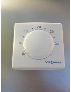 Фото Viessmann Vitotrol 100 RT-LV Комнатный проводной механический термостат (программатор)